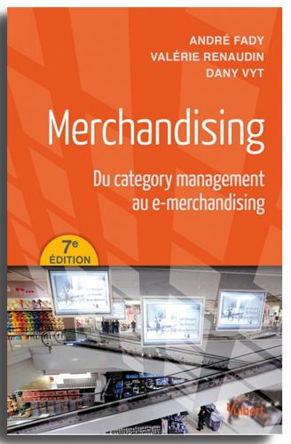 Couverture Merchandising 7ème édition