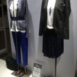 Comptoir des Cotonniers opération Essie détail vitrine - Focus Shopper