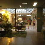 Les Nereides vers l'espace bureaux - Focus Shopper