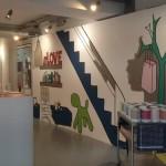 Tollens Pantone à L'Imprimerie mur à peindre - Focus Shopper
