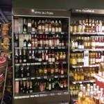 Monoprix Boulogne meuble vin au frais - Focus Shopper