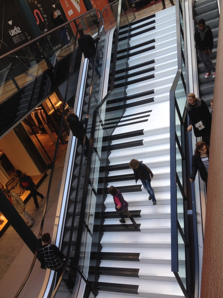 Les Passages Boulogne – animation du centre commercial