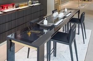 Guerlain bar à parfums - Focus Shopper