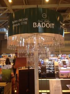 POPAI awards 2014 theatralisation Badoit - Focus Shopper