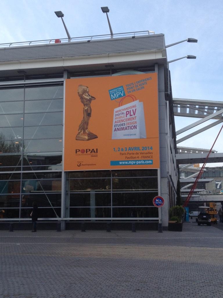 Salon MPV et POPAI awards 2014