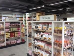 Lafayette Gourmet balisage épicerie - Focus Shopper