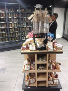 Lafayette Gourmet espace LS- Focus Shopper