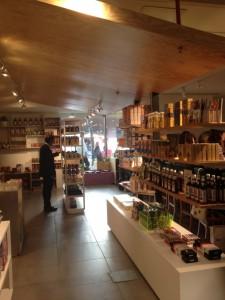 Lafayette Gourmet espace produits - Focus Shopper