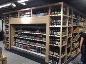 Lafayette Gourmet meuble bières - Focus Shopper