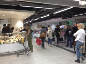 Lafayette Gourmet niveau -1 - Focus Shopper