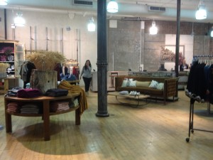 Anthropologie NY espace - Focus Shopper