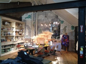 Anthropologie NY theatralisation - Focus Shopper