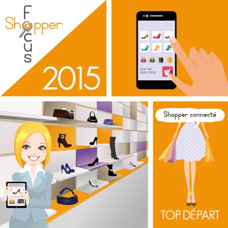 Focus Shopper carte de voeux 2015