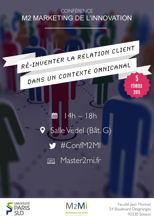 Conférence Relation Client