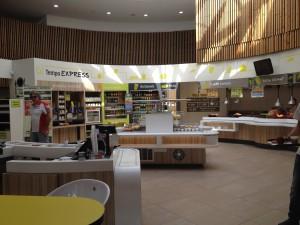 espace Arche aire de la Chaponne - Focus Shopper