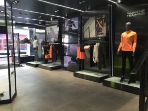 Boutique Descente Londres espace femmes - Focus Shopper