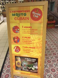 support-recette-operation-mojito-havana-club-auchan-velizy-focus-shopper