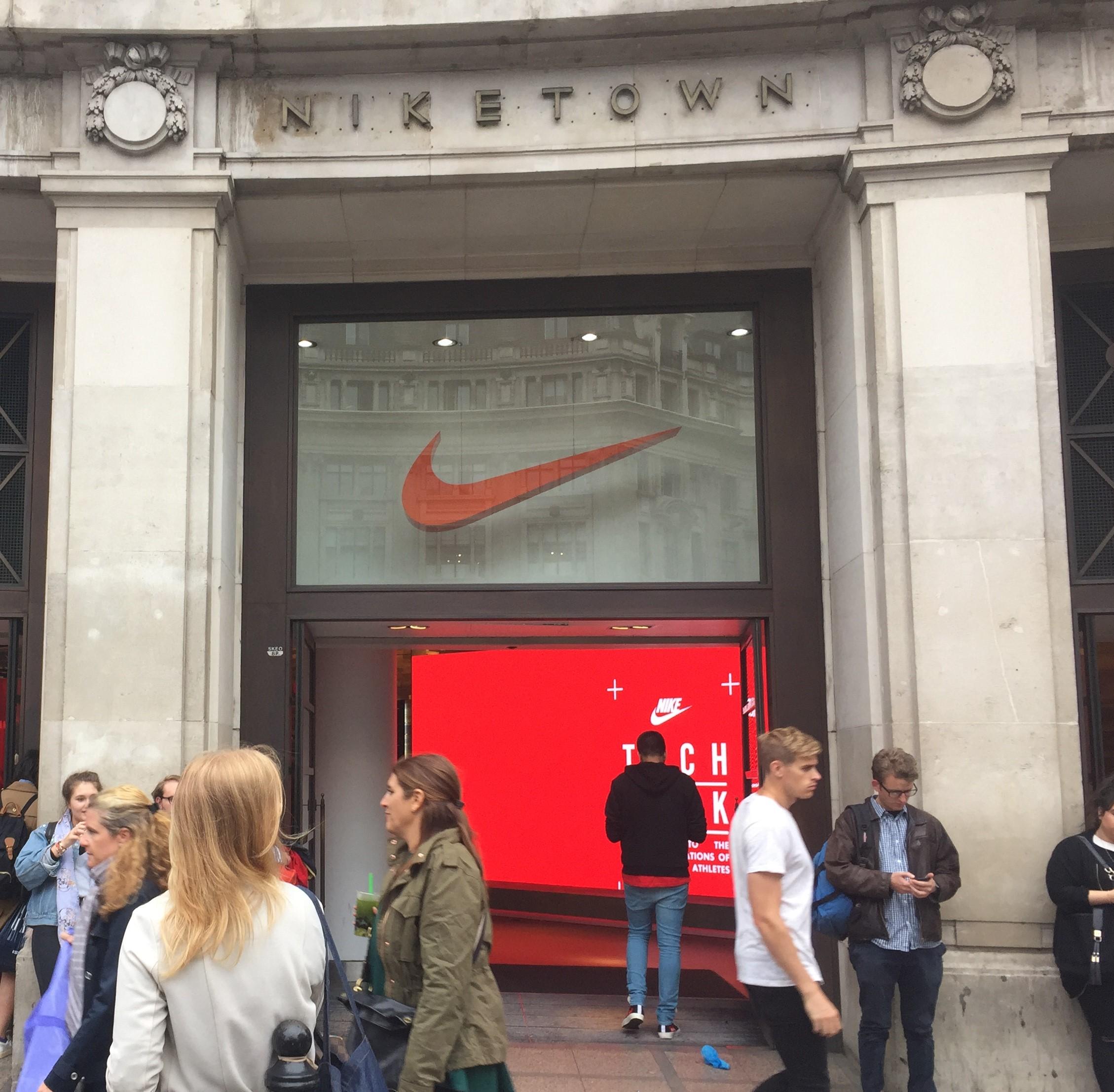Retail Tour Londres #2