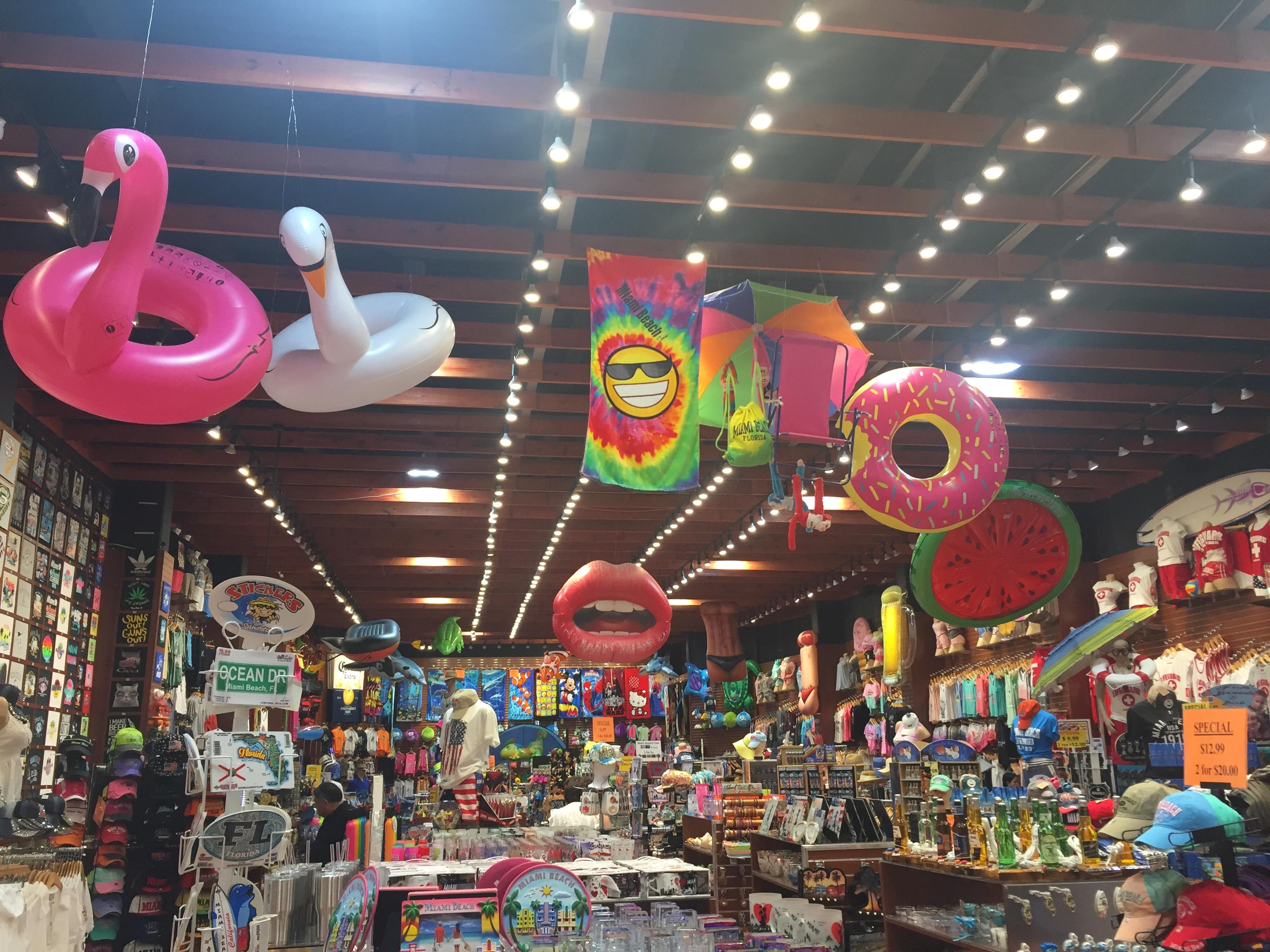 Retail tour en Floride