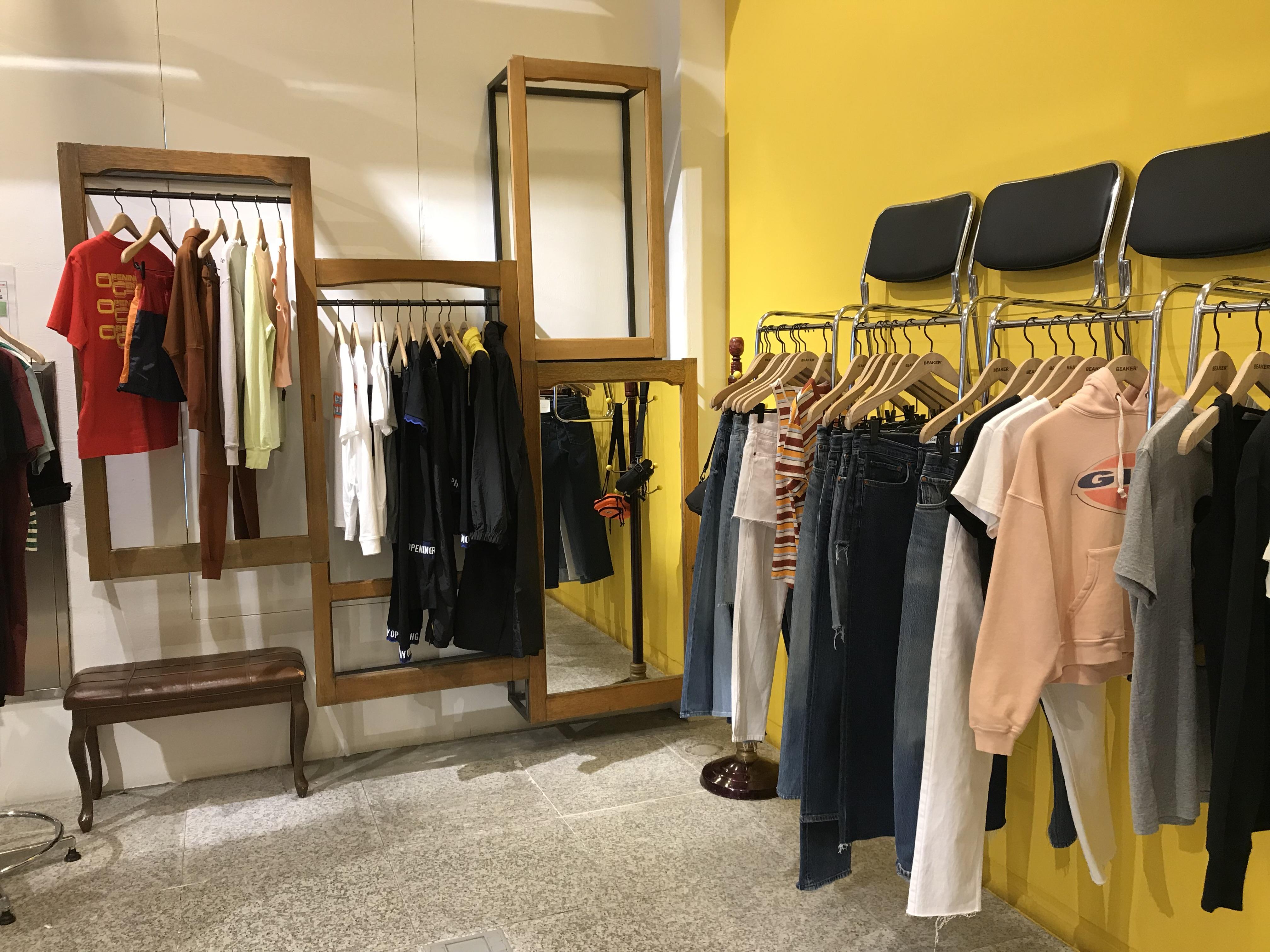 Retail tour Corée – spécial prêt à porter