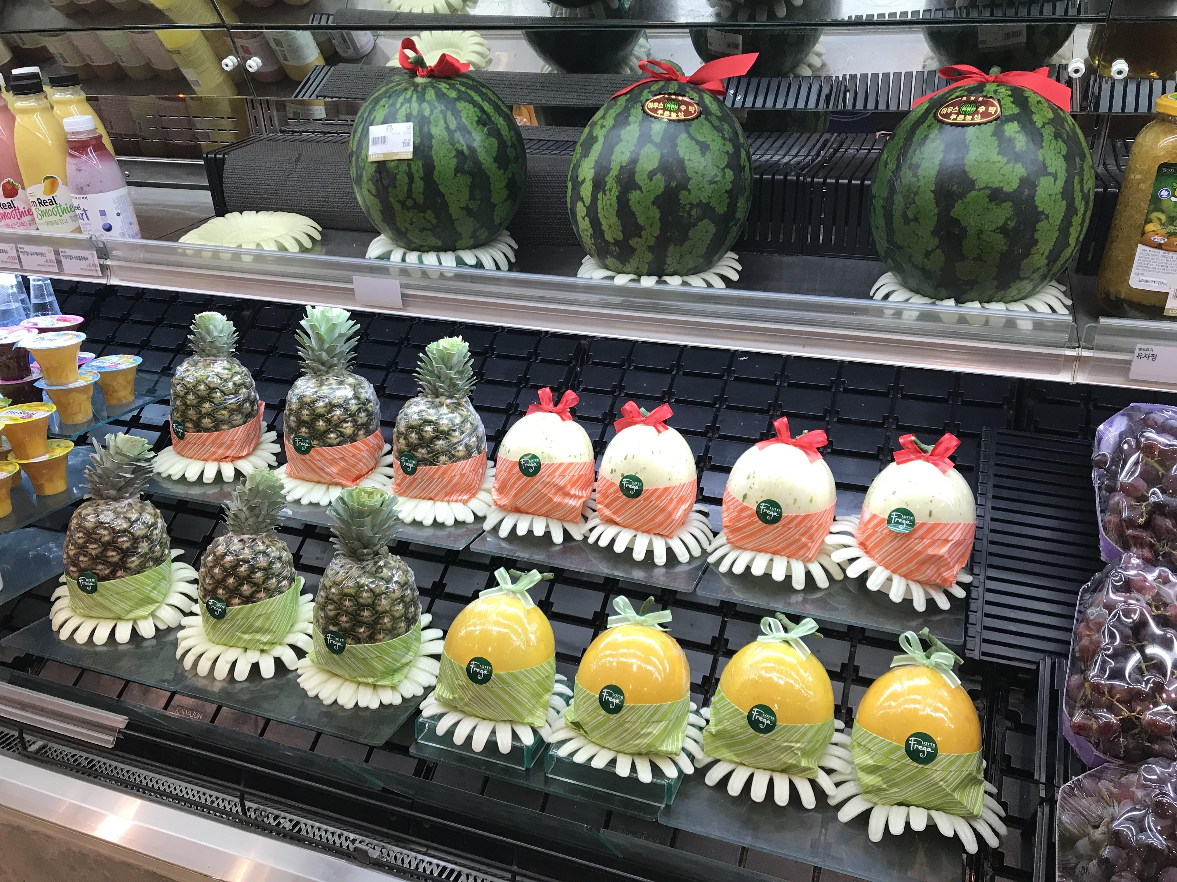 Retail tour Corée – spécial offre alimentaire