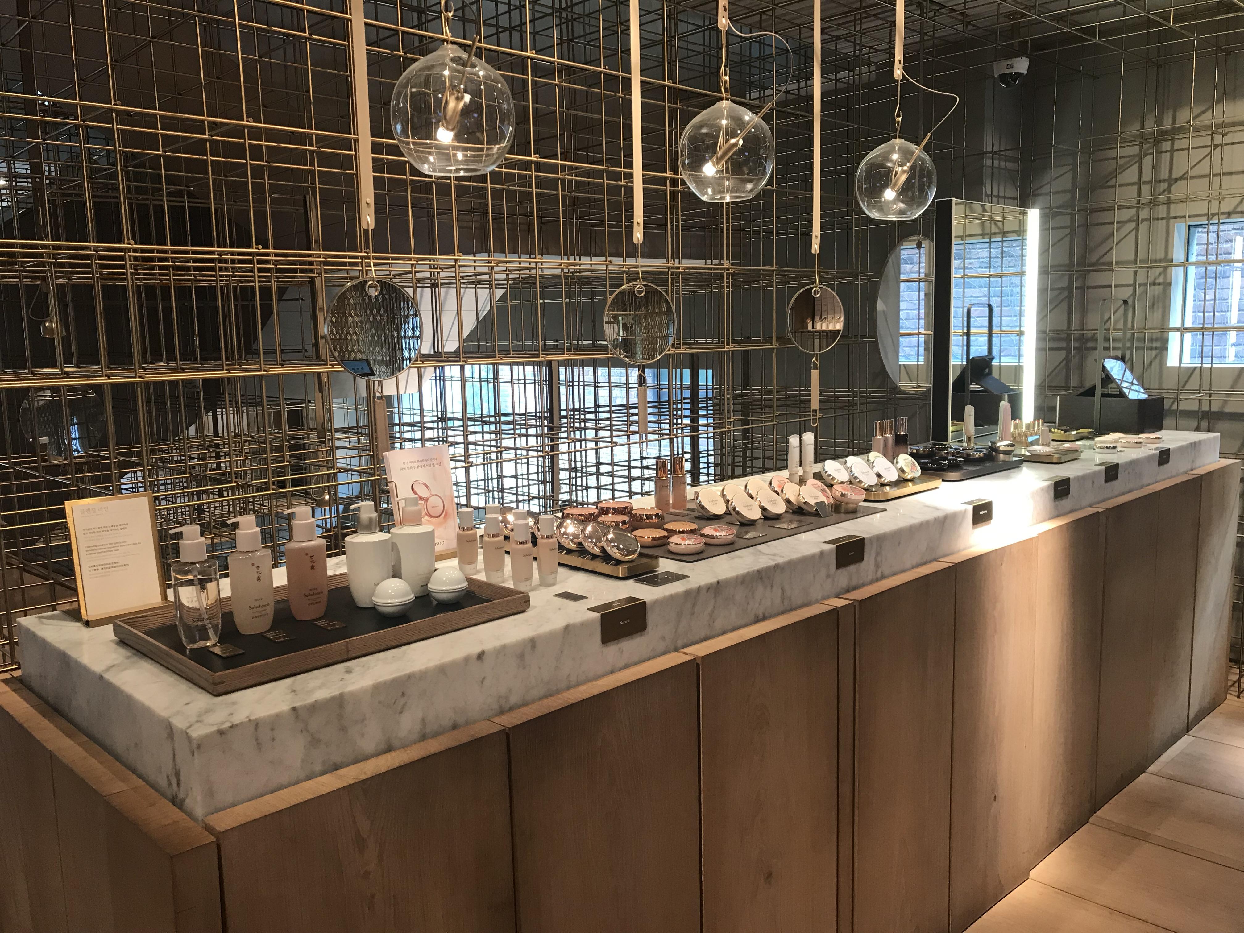 Retail tour Corée – spécial luxe