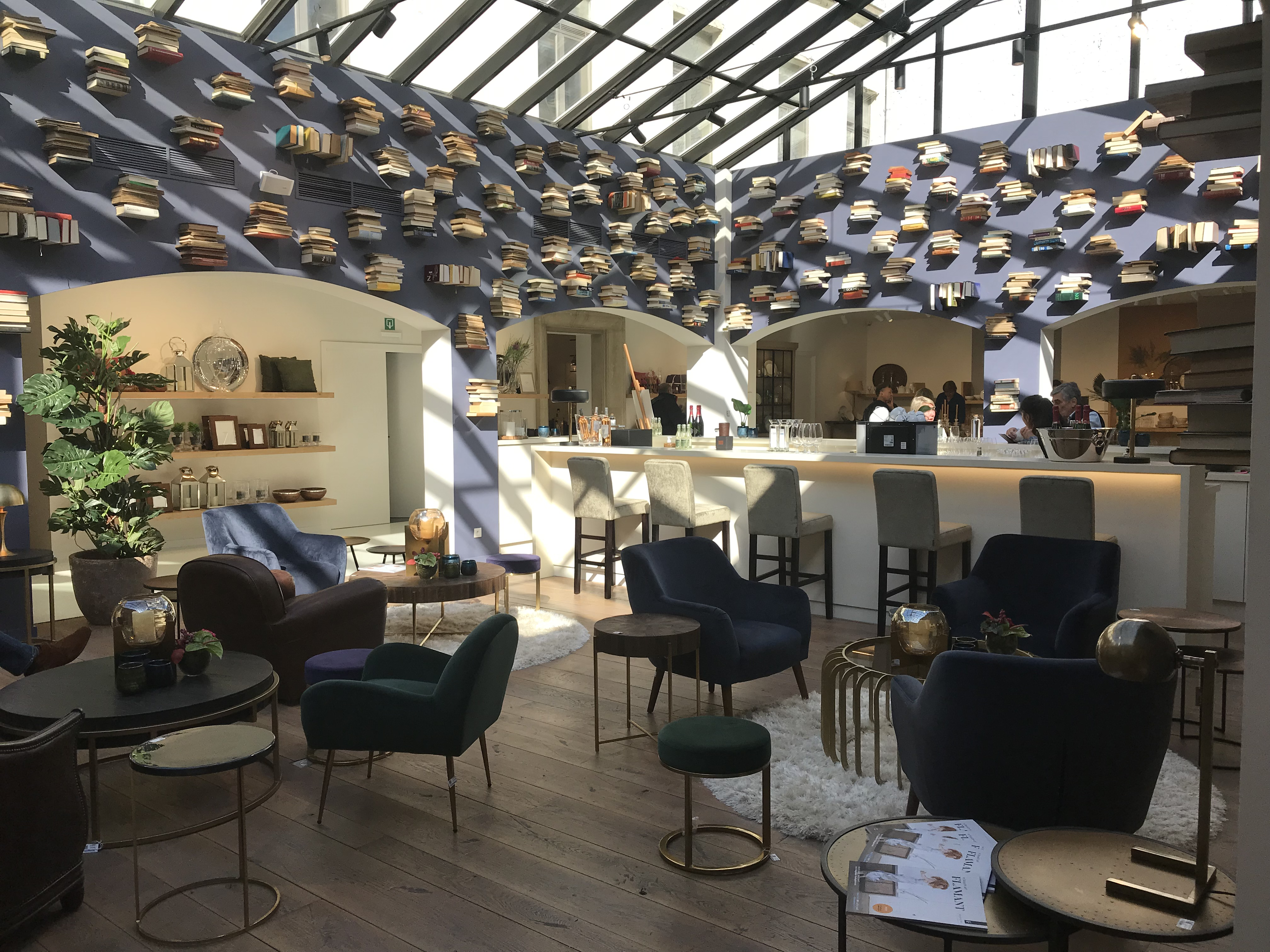 Retail tour Bruxelles : boutiques Flamant et Baobab Collection