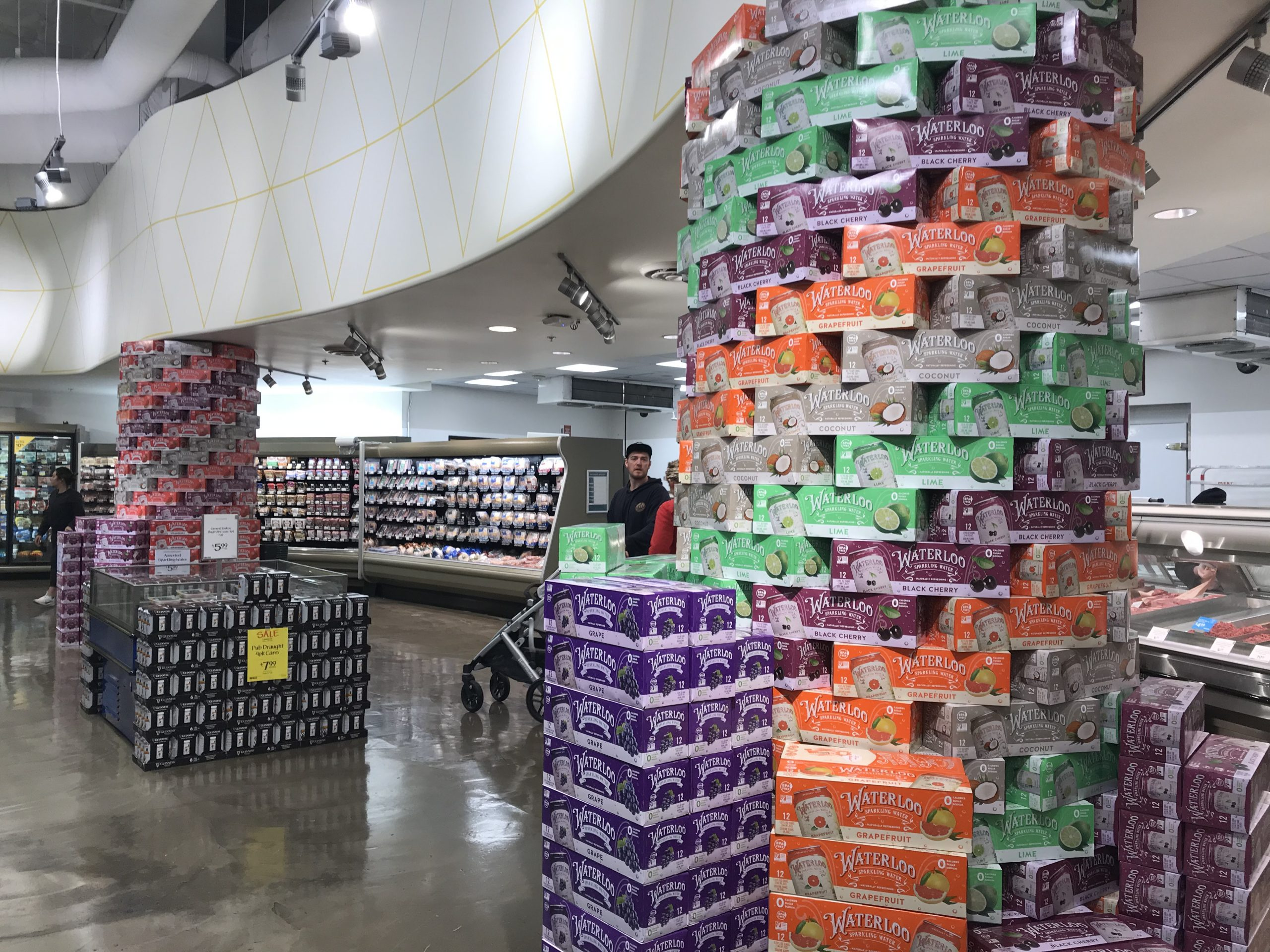 Retail tour Seattle – QFC et Whole Foods Market